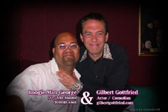 DJ 360MIX Actor/Comedian Gilbert Gottfried