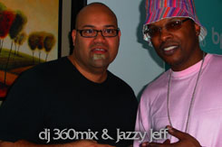 DJ 360MIX DJ Jazzy Jeff