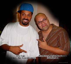 DJ 360MIX Actor/Comedian Mike Epps